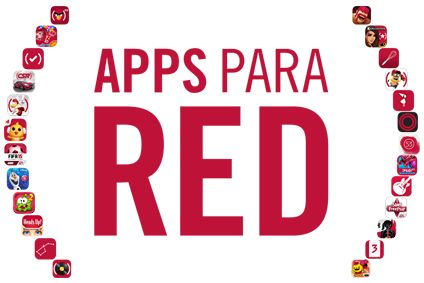 apps para red apple